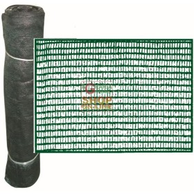 RETE FRANGISOLE BLINKY HD 80 VERDE SCURO ALTEZZA CM. 100 MT. 10