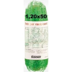 STOCKER NETWORK FOR CLIMBING MT. 1.20 X 50 GREEN