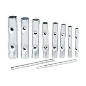 Heinhell set chiavi a tubo in acciaio cromo vanadio