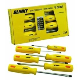 BLINKY SET CACCIAVITI CRV TAGLIO CROCE PZ. 6 38910-10/4