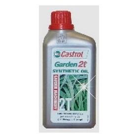 CASTROL GARDEN SYNT 2T OLIO SINTENTICO MISCELA ML.125