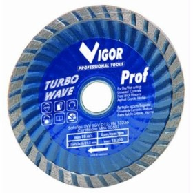 DISCO DIAMANTATO TURBO-WAVE PROF BLU DIA.MM.115