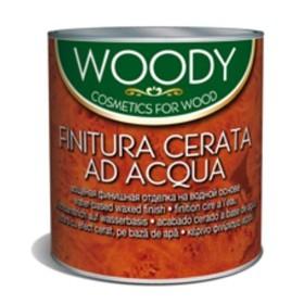 VIP WOODY FINITURA TRASPARENTE CERATA AD ACQUA ML. 500