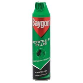 BAYGON SPRAY SCARAFAGGI E FORMICHE ML. 400