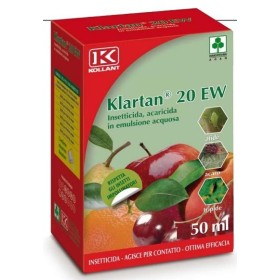 KOLLANT KLARTAN 20 EW ML. 50 TAU FLUVALINATE