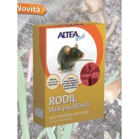 RODIL RAT-KILLING BAIT-RODENTICIDE NUTS PARAFFINIC