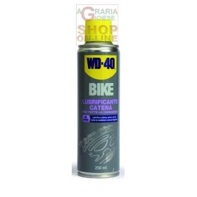 LUBRIFICANTI BIKE WD-40 SPRAY MULTIUSO ML. 250