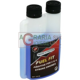 ADDITIVE FOR GASOLINE BRIGGS AND STRATTON ML. 125