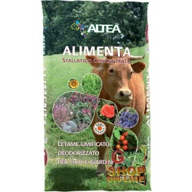 ALTEA FEEDS MANURE HUMIFIED COMPOST DEODORIZZATO FOR ORCHARDS