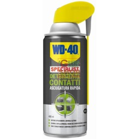 SPRAY NETTOYANT CONTACTS DE WD-40 À SÉCHAGE RAPIDE ML. 400