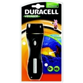 DURACELL TORCH VOYAGER 2AA