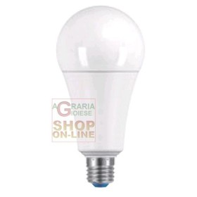 Lamp Drop led E27 cool light lumen 1521 watts. 14,5 W