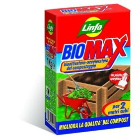 LINFA BIOMAX BIO ATTIVATORE DI COMPOSTAGGIO KG. 1