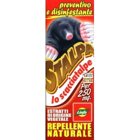 LYMPH STALPA REPELLENT DRIVES MOLES ML. 250