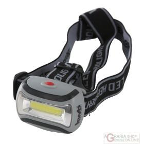 Einhell Lampada frontale COB LED -