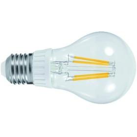 BLINKY LAMPADA A LED SFERA CHIARA E 27 WATT. 6 LUMEN 600