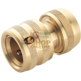 HOSE CONNECTION FOR QUICK coupling BRASS 3/4 p.