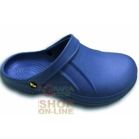 VIGOR CLOGS EVA NARCISSUS BLUE TG. 35 TO 46