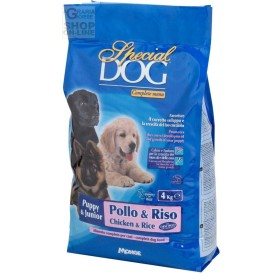 SPECIAL DOG PREMIUM PUPPY JUNIOR CROCCHETTE PER CANI CON POLLO