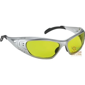 GLASSES TO THE BARLINE FRAME POLYCARBONATE YELLOW LENS