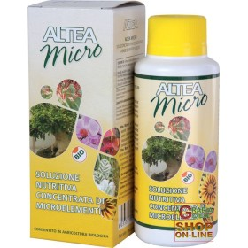 ALTEA MICRO NUTRIMENTS de la SOLUTION CONCENTRÉE BASE DE