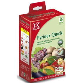KOLLANT PYRINEX QUICK INSECTICIDE DOUBLE ACTIVE INGREDIENT ML.
