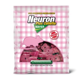 NEURON RAT POISON RAT POISON IN LUMPS WITH HOLES FOR