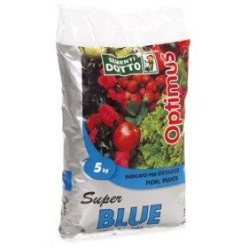 OPTIMUS CONCIME BLU NPK 2.12.17 SUPER BLUE KG. 5