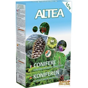 ALTEA CONIFER ORGANIC FERTILIZER GRANULAR SLOW release 1.5 Kg
