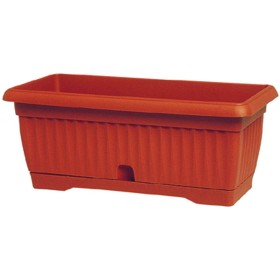 BLINKY PLANTER LILY LARGE 530 52X20X17