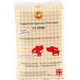 PANNOLINO CLASSICO PER CANI 60X90 CON POLIMERI TAPPETINO