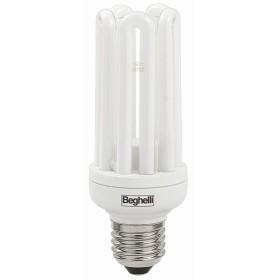 BEGHELLI LAMPADA BASSO CONSUMO MOD. COMPACT E27  W23