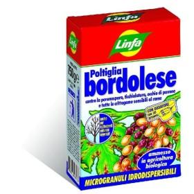 LA LYMPHE FONGICIDE BORDEAUX MÉLANGE GR.200