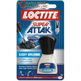 ADESIVO ATTAK EASY BRUSH APPLICATORE CON PENNELLINO GR.5