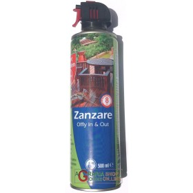 BAYER OFFLY IN E OUT SPRAY ANTI ZANZARE E FINO A 8 ORE ML. 500