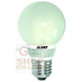 BLINKY  LAMPADA A LED 78-LED LUCE CALDA E27 8,0W 600LM
