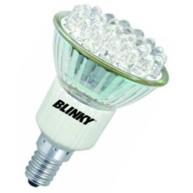 BLINKY FARETTO A LED 30 LUCE CALDA E 14 WATT. 1,5 220V