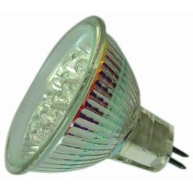 BLINKY FARETTO A LED BISPINA 15 LED GU5.3 WATT. 8 12V 34062-15/9