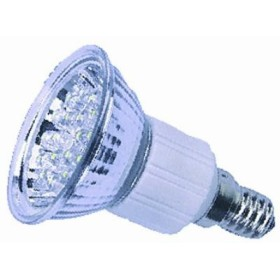BLINKY FARETTO A LED BISPINA 21 LED GU5.3 WATT. 10 12V