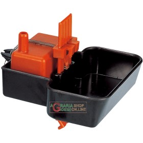 TROUGH AUTO TANK FIXED 12 CM
