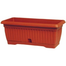 BLINKY PLANTER LILY LARGE 530 42X20X17