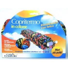 COPRITERMOSIFONE ELASTICIZZATO COTONE FANTASIA CM. 130