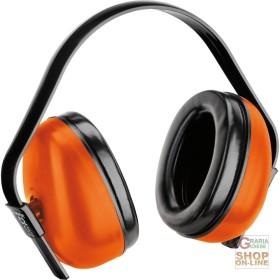 HEADPHONES NOISE NEWTEC EN 352 COLOR ORANGE