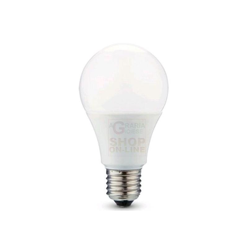 Lampada a led luce calda 10w e27 luce calda 800 lumen for Lampadine al led luce calda