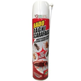 LYMPH BADO SPIDERS AND COCKROACHES INSECTICIDE SPRAY FOR