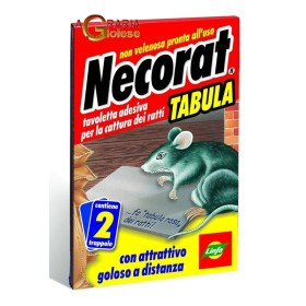 LYMPH NECORAT TABULA BOARDS ADHESIVE FOR MICE AND RATS, PCS. 2