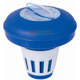 BESTWAY DISPENSER DISTRIBUTORE GALLEGGIANTE PER CLORO IN PASTICCHE PER PISCINE MOD. 58071