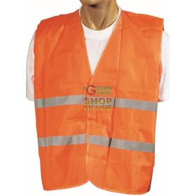 VEST VIGOR HIGH VISIBILITY EN-471 PROF YELLOW TG. ONLY