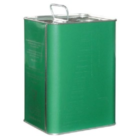 TIN CAN FOR OIL LT. 10