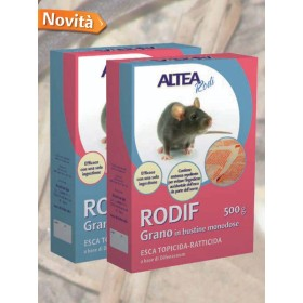 RODIF - Wheat BAIT rat poison-RODENTICIDE GRAIN SACHETS